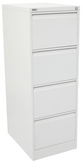 Vertical Steel Cabinet 4-Drawers